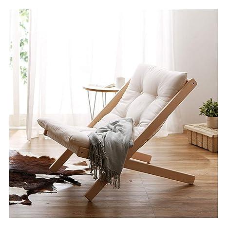 Amazon.com: EGCLJ Mini Sofá Lazy Sillón de ocio de tela de ...
