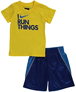 Nike Baby Boys 2-Piece Outfit - royal blue, 18 months
