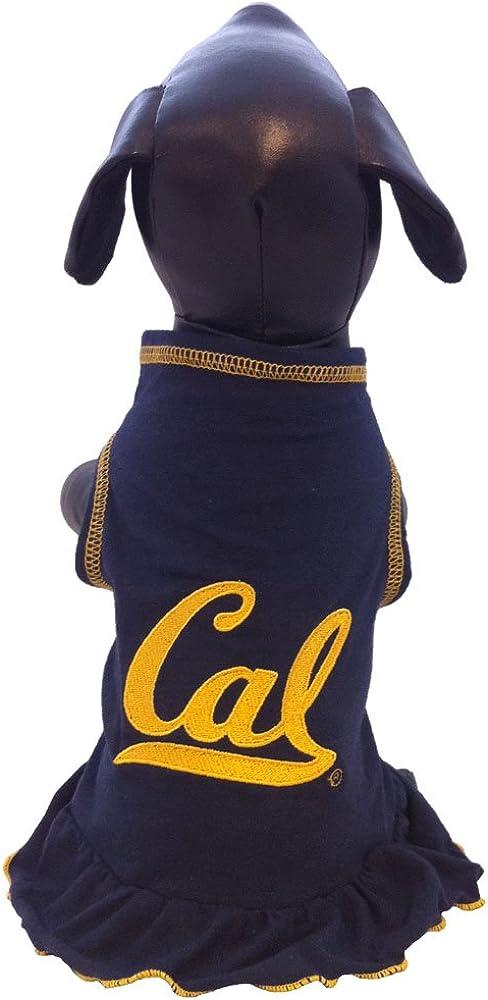 NCAA California Golden Bears Cheerleader Dog Dress