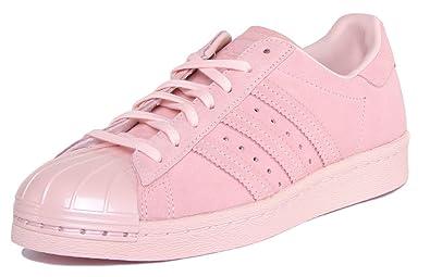 adidas Originals Damen Superstar Sneakers Rosa   AO3067