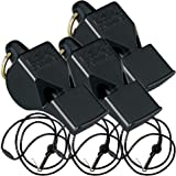 Black Fox 40 Pearl 2-Chamber Pealess Whistle 12-Pack