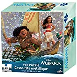 Moana One Ocean One Heart Foil Puzzle (48 Piece)
