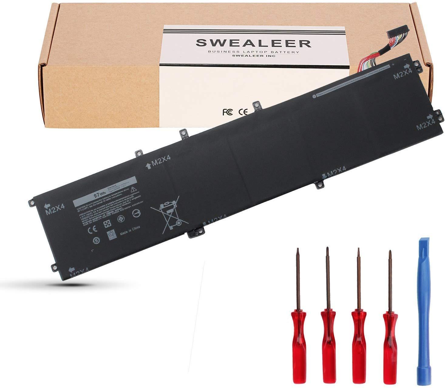 Bateria 6GTPY Dell XPS 15 9560 9550 Precision 5510 5520 M552