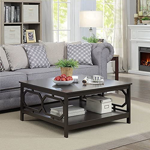 Convenience Concepts Omega Square 36″ Coffee Table