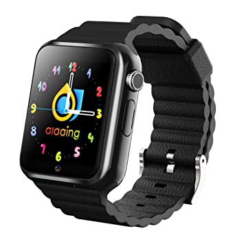 WJSEIF Reloj Deportivo Smart Watch Sim Card Recordatorio de ...