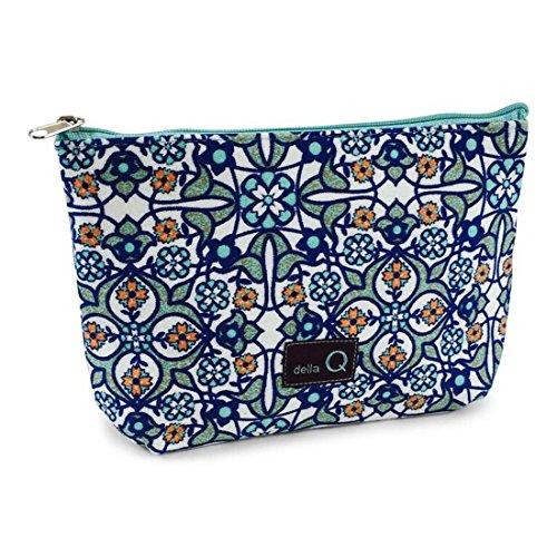 Della Q Small Zipper Knitting Case for Notions (7.5'' W x 5'' H x 2.25'' D); 113 Decatur 1112-1-113 by della Q