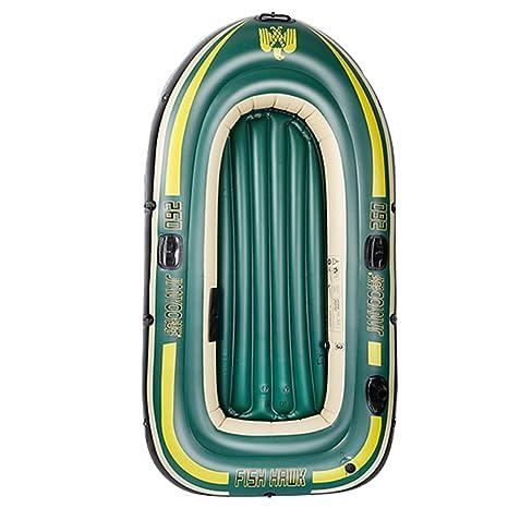 ZDDAB Wearable Engrosado Bote Inflable, Barco De Pesca De Asalto 2 ...