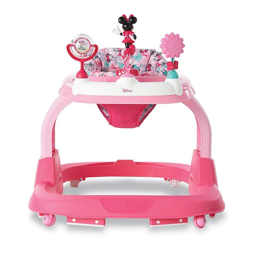 Amazon.com: 6 piezas, diseño de Minnie Mouse Nursery set ...