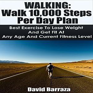 Amazon.com: Walking: Walk 10,000 Steps per Day Plan: Best ...