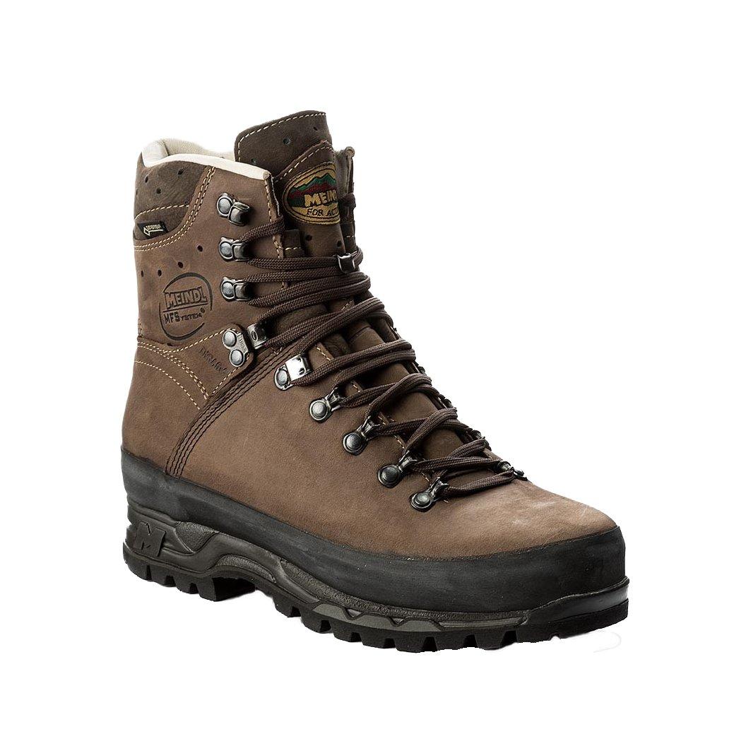 Meindl Island MFS Active Schuhe aus silikonimprägniertem Nubukleder in braun
