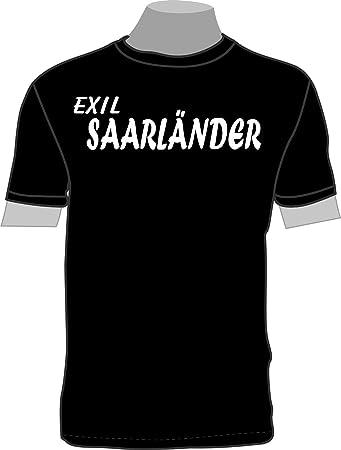EXIL Saarländer; T-Shirt: Amazon.de: Sport & Freizeit