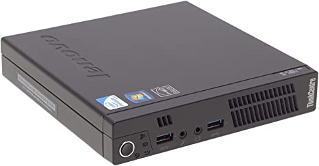 Lenovo ThinkCentre M92 Tiny USDT - Ordenador de sobremesa (Intel ...