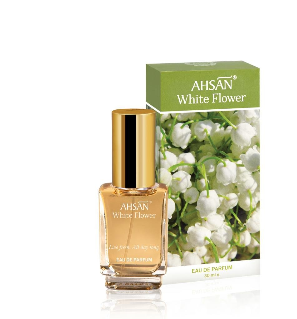 Buy Ahsan White Flower 30ml Online At Low Prices In India Amazon
