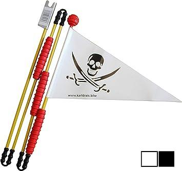 Banderín pirata de seguridad hecho de lona Heavy Duty (usada en ...