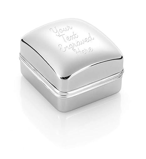 Engrave It Online Anillo Cromado Personalizado Funda/Grabado ...