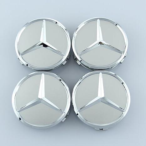 Amazon.com: SDSB - Tapacubos para llantas de Mercedes Benz ...