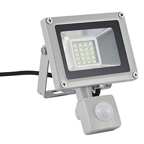 Shinning-Star 20w Led Foco Proyector,Foco sensor de movimiento ,Led Floodlight para