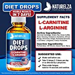 Health Shopping Weight Loss Drops – Made in USA – Best Diet Drops for Fat Loss –