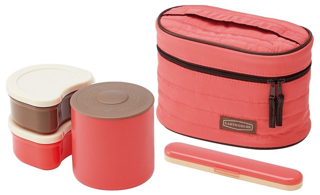 fd66e52f3b34 Skater insulation with a lunch box 560 ml earthy salmon-pink KCLJ7DXSF