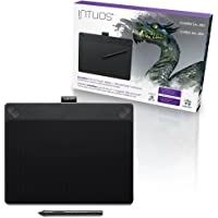 Wacom CTH690TK Creative Pen & Touch Tablet Intuos 3D