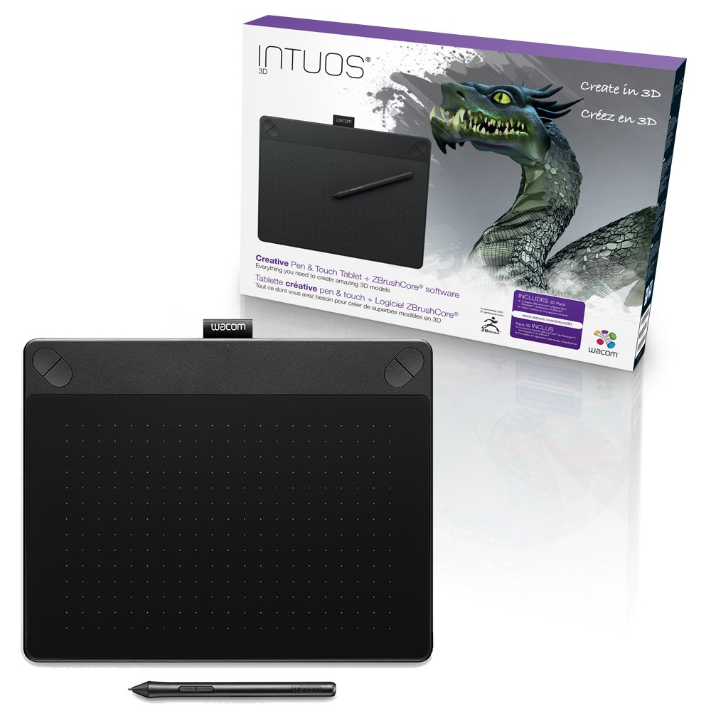 Intuos 3D by Wacom