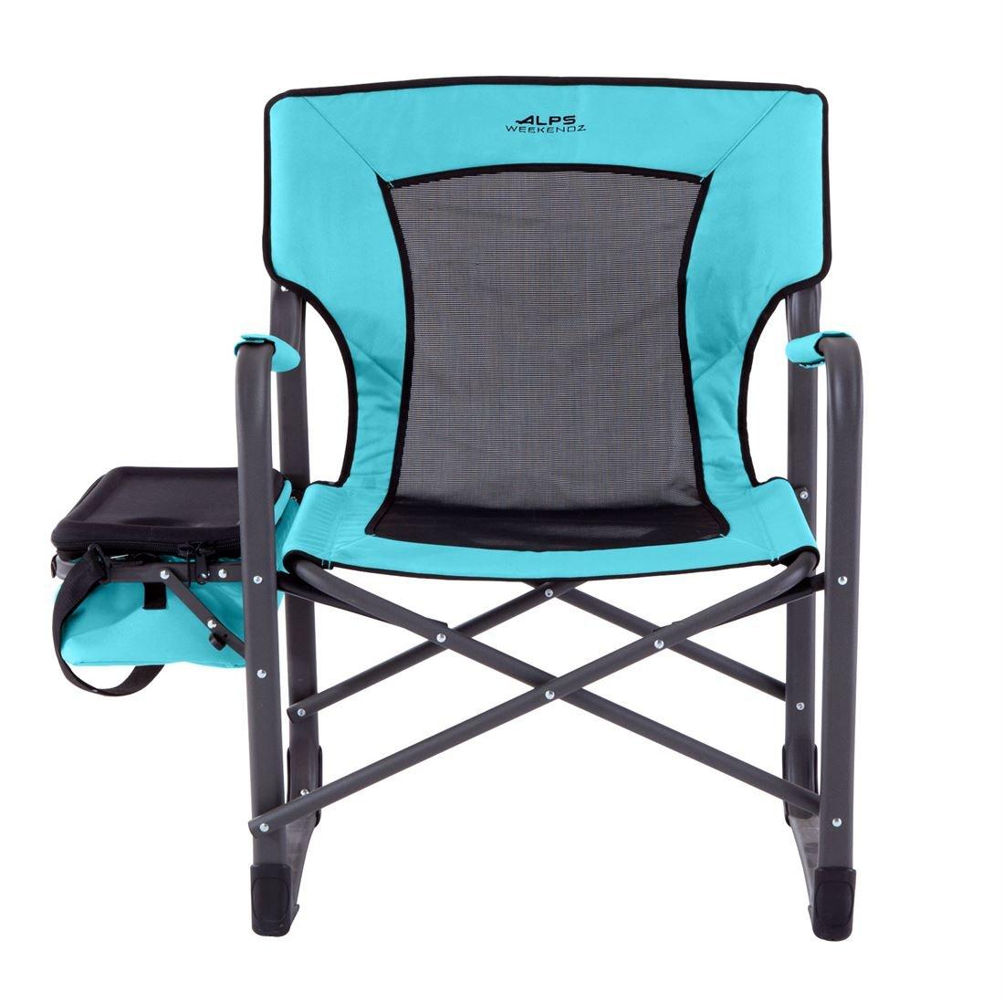 Brylanehome Alps Cooler Camp Chair ブルー 19447881321mk0~0 B019WMEHP0 ターコイズ ターコイズ