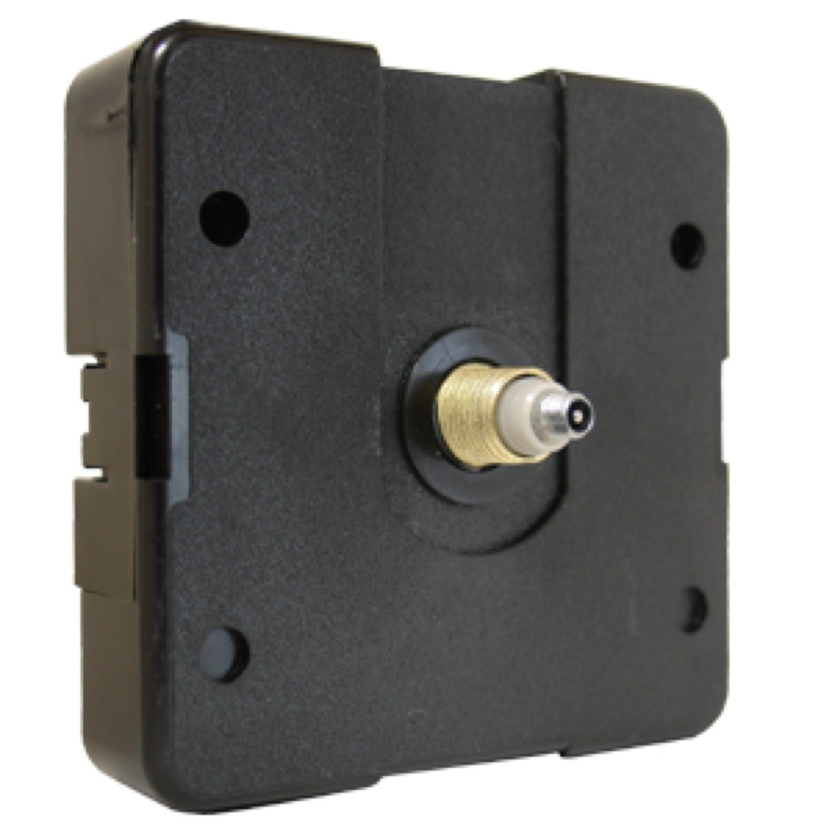 Quartz Clock Movement - Ultra Short Shaft - Clock Repair Parts Kit