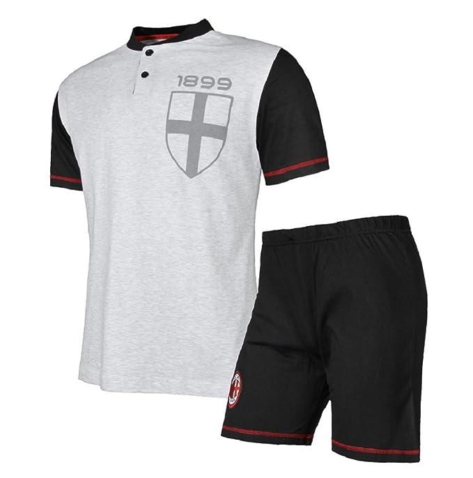 PLANETEX Pijamas infantiles de Milán Ropa de fútbol oficial PS 25033: Amazon.es: Ropa y accesorios