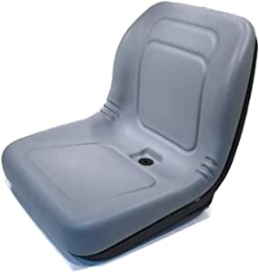 Replacement Gray Seat for Milsco XB-180