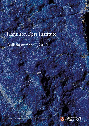 Hamilton Kerr Institute Bulletin number 7, 2018 por Lucy Wrapson