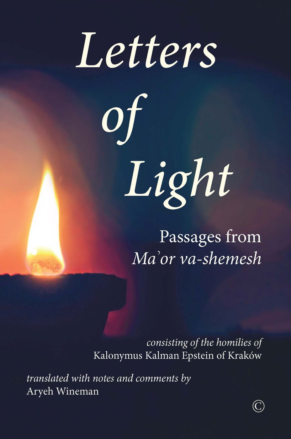 Download Letters of Light: Passages from Ma'or va-shemesh ebook