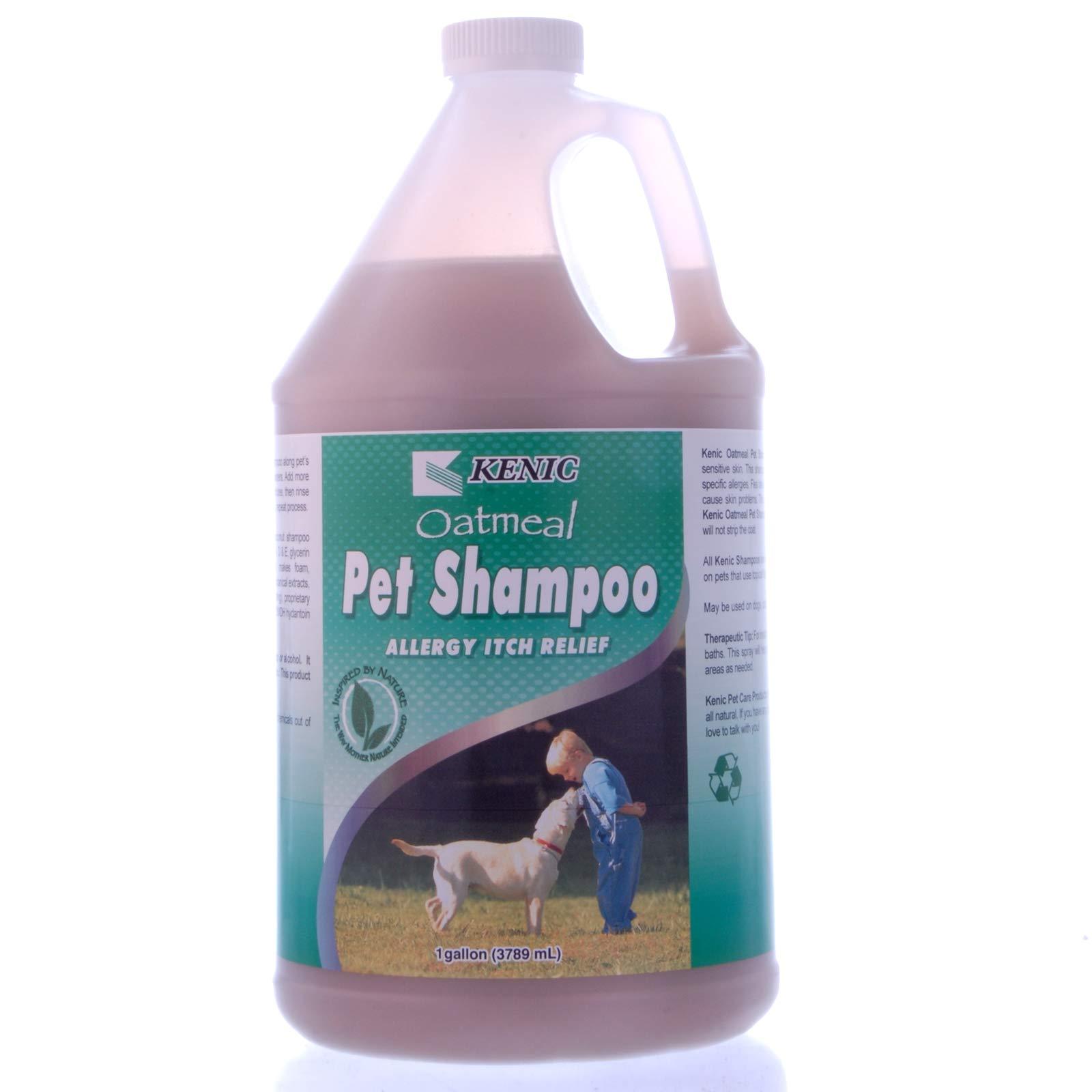 Kenic Oatmeal Conditioning Shampoo - Gallon by Kenic