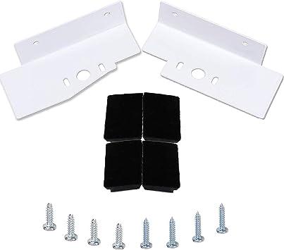 WE25X10028, GEFLSTACK Kit de apilamiento de lavandería de repuesto ...