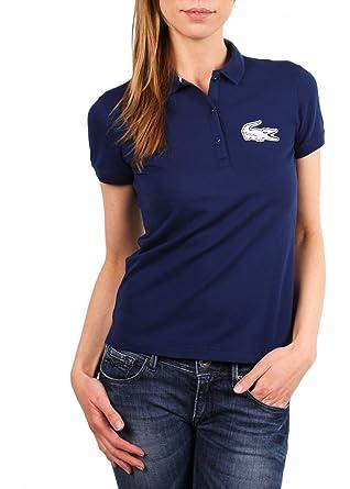 24dc4b1b235 Lacoste Live femme Poloshirt