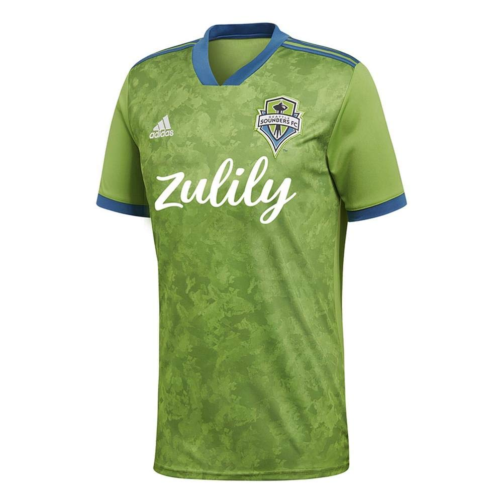 lowest price 35eee 205dc Amazon.com : adidas Youth Seattle Sounders FC Home Jersey ...