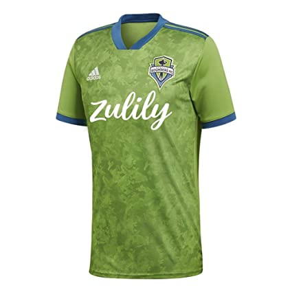 lowest price e203c 6e6d2 Amazon.com : adidas Youth Seattle Sounders FC Home Jersey ...