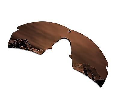 Amazon.com: SmartVLT Men\'s Amber Brown Replacement Lenses for Oakley ...