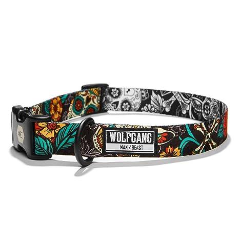 Wolfgang Man & Beast Premium USA - Collar para Perro: Amazon.es ...