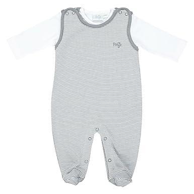 Feetje - Pelele - para bebé niño gris gris