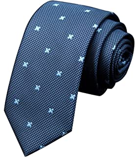 GuanBen Corbata de Hombre, Corbata de Lazo, Bufanda Cuadrada ...