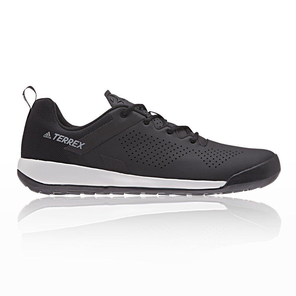 Adidas Terrex Cross Curb, Zapatillas de Trail Running para Hombre 46 2/3 EU|Negro (Negbas/Negbas/Griuno 000)