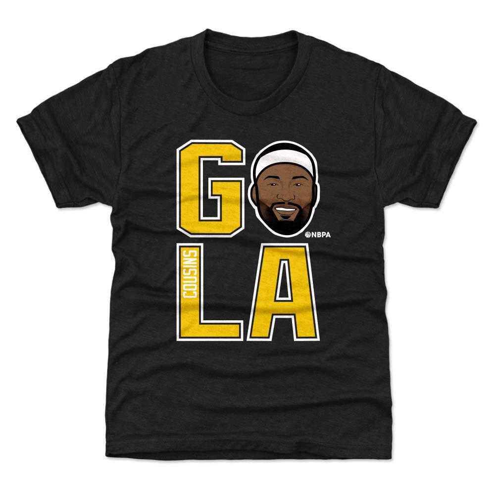 Demarcus Cousins Los Angeles Basketball Shirt Demarcus Cousins Go La