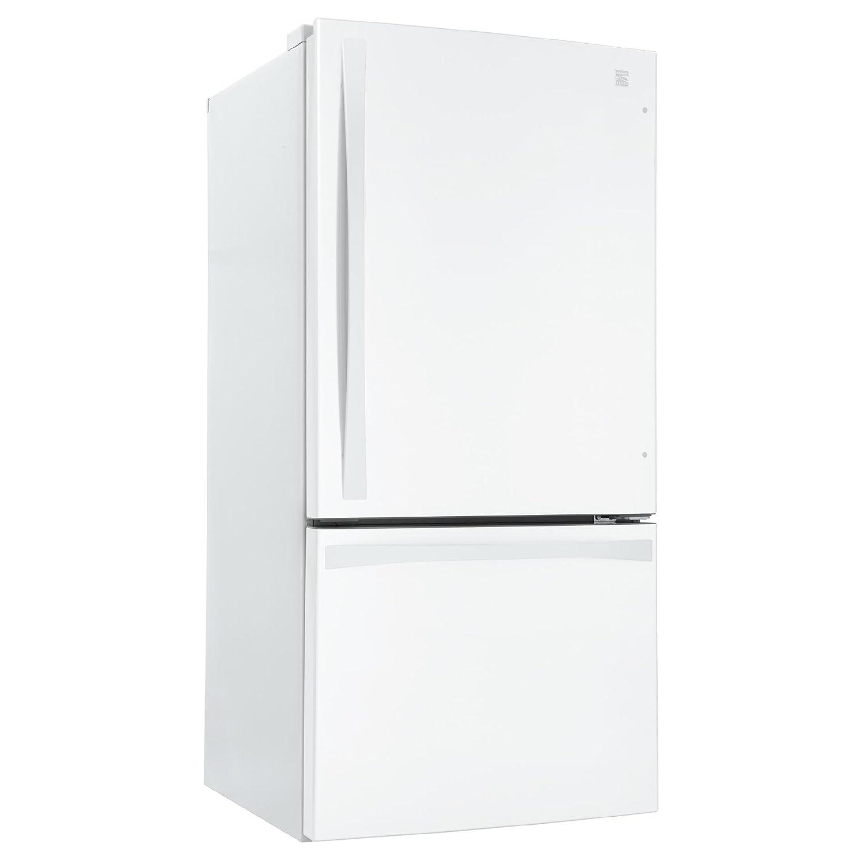 Amazon.com: Kenmore Elite 79042 24.1 cu. ft. 2-Door Bottom-Freezer ...