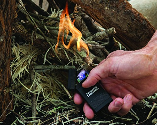 Atomic Lighter by BulbHead Fuel free Tactical Rechargeable Lighter Works the First Time, Every Time