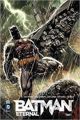 En ligne téléchargement Batman Eternal tome 1 pdf, epub