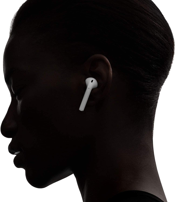 Auricular inal/ámbrico Auricular Bluetooth 5.0 micr/ófono y Caja de Carga incorporados reducci/ón del Ruido est/éreo 3D HD para Auriculares Apple Airpods Android//iPhone//Samsung