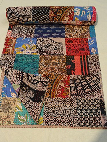 Tribal Asian Textiles Blanket Bedspread product image