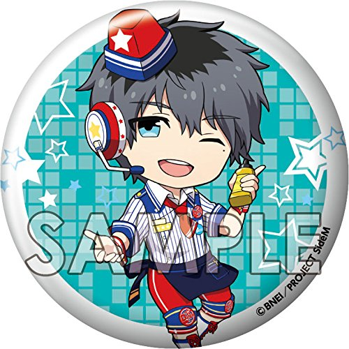 Even for administrator because the idolmaster SideM Kime!! and canned badge 315 DINER LIVE BOX product 1-6 pieces, all - 315 Boxes Piece 3