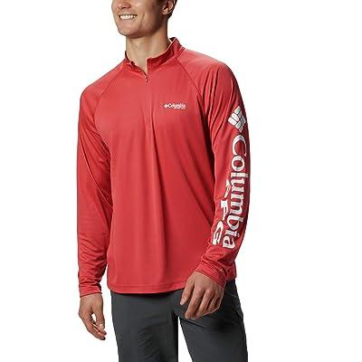 .com : Columbia Men's Terminal Tackle 1/4 Zip : Clothing