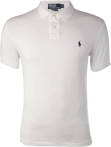 Polo Ralph Lauren - Polo - para hombre blanco blanco X-Large ...